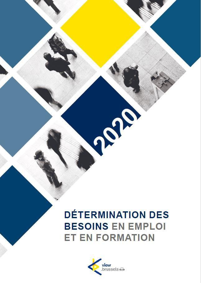 Métiers et secteurs porteurs d'emploi en Région de Bruxelles-Capitale